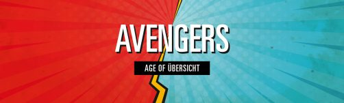 Avengers: Age of Übersicht
